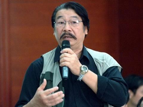 Nguyên vụ trưởng Vụ Thể thao Thành tích cao, cựu trưởng đoàn TTVN Nguyễn Hồng Minh
