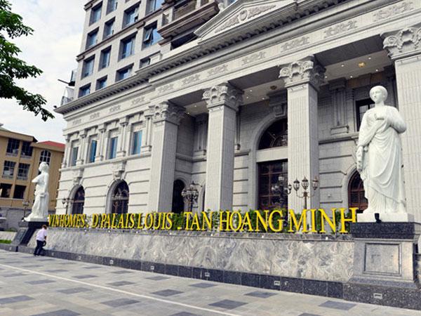 Tân Hoàng Minh thu tiền tỷ từ