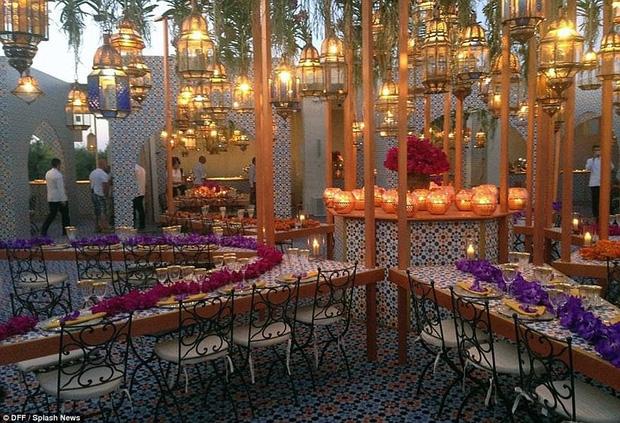 Cận cảnh đám cưới xa hoa ngút trời của con gái ông trùm địa ốc New York có giá 568 tỷ - Ảnh 16.