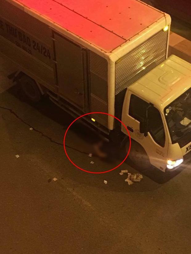 Hà Nội: Nam thanh niên bị xe tải cuốn vào gầm tử vong khi đi qua hầm Kim Liên - Ảnh 1.