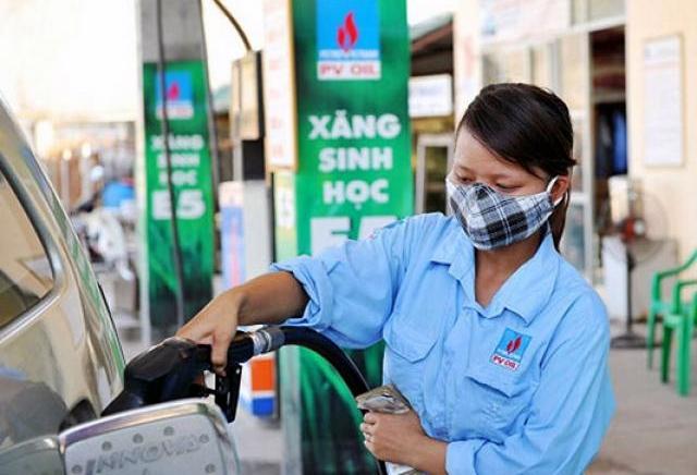 xăng e5, thuế xăng dầu, ethanol, giá xăng, người tiêu dùng