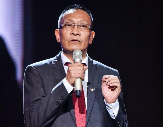 Lại Văn Sâm tái xuất, làm MC cho Gala Sao Mai 2017 - Ảnh 1.