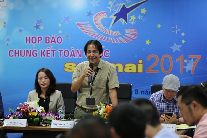 Lại Văn Sâm tái xuất, làm MC cho Gala Sao Mai 2017 - Ảnh 3.