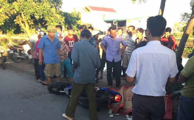 Người đàn ông trung tuổi bị xe chở tôn cứa cổ tử vong thương tâm