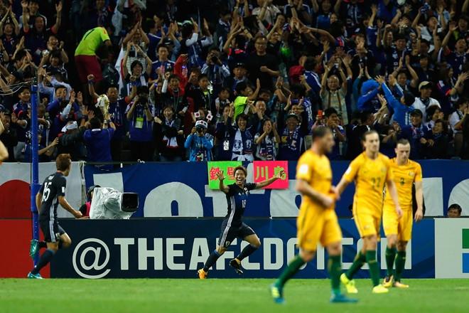 Xac dinh doi thu 2 cua chau A du World Cup 2018 hinh anh 1
