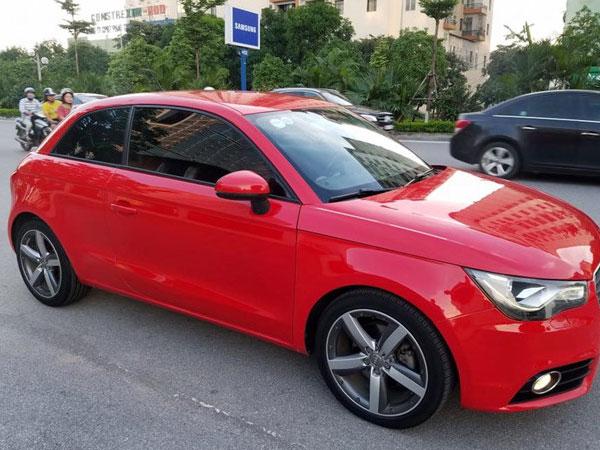 Audi A1 đời 2010 giá ngang Toyota Yaris mới