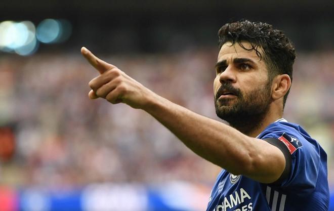 Chelsea dang ky Costa du Premier League mua nay hinh anh 1