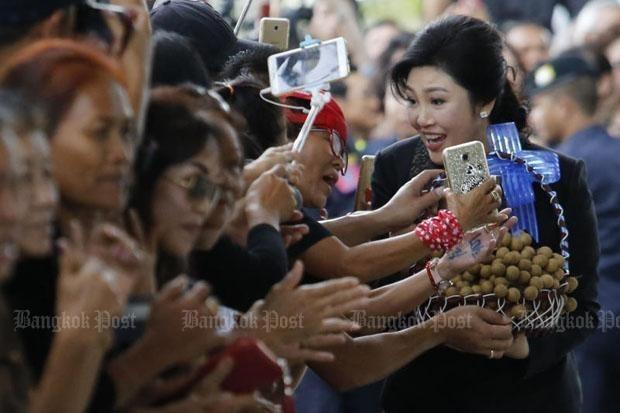 Cảnh sát tìm thấy manh mối mới về vụ đào thoát của bà Yingluck Shinawatra. Ảnh: Bangkok Post