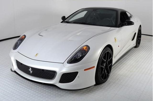 Siêu xe hiếm Ferrari 599 GTO giá 16,9 tỷ đồng - 1
