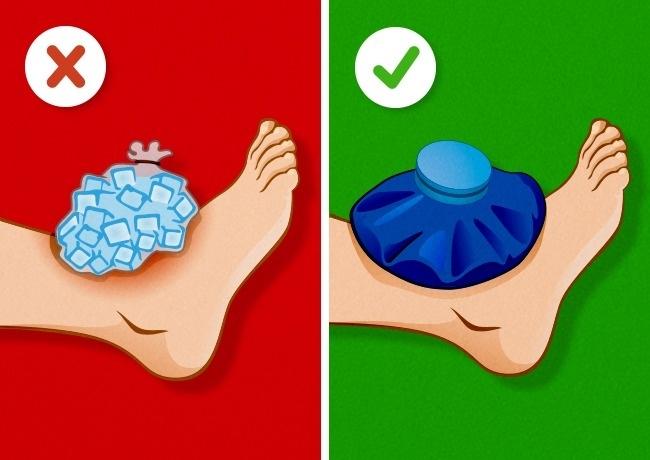 6 cách sơ cứu khi bị thương có thể gây tổn hại nghiêm trọng sức khoẻ của bạn - Ảnh 2.