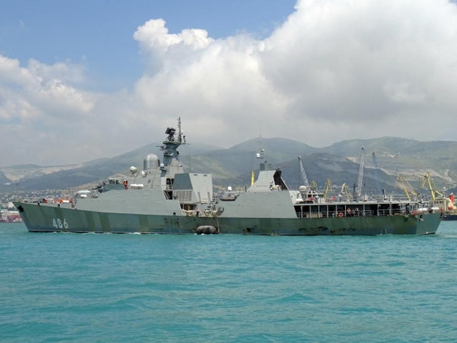 Chiến hạm Gepard Việt Nam sắp về nước trên tàu Rolldock Star - ảnh 1