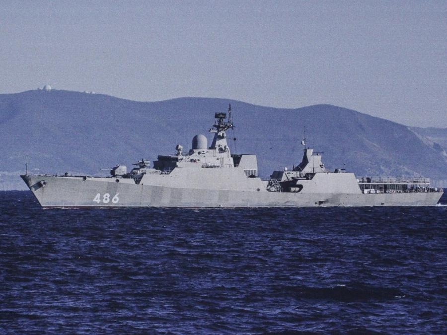 Chiến hạm Gepard Việt Nam sắp về nước trên tàu Rolldock Star - ảnh 2