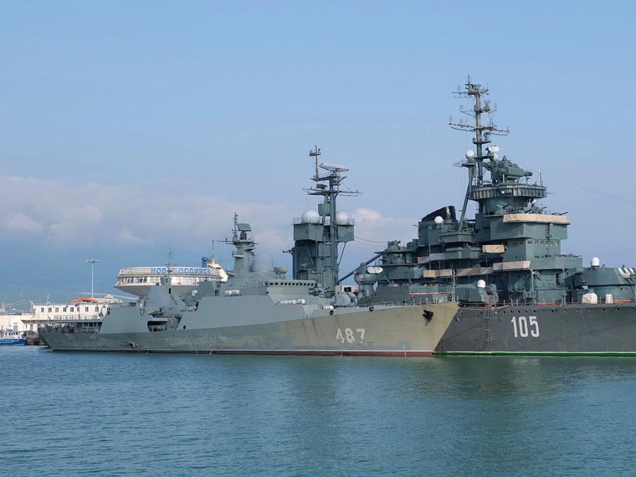 Chiến hạm Gepard Việt Nam sắp về nước trên tàu Rolldock Star - ảnh 4