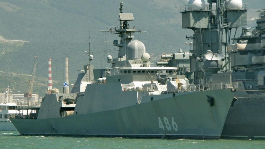 Chiến hạm Gepard Việt Nam sắp về nước trên tàu Rolldock Star - ảnh 5
