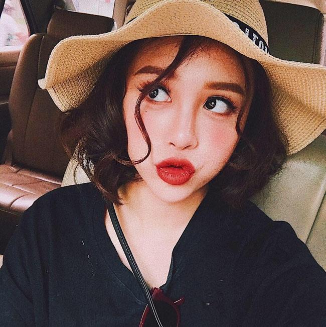 "day da mon mon, hot girl quang ninh van bai duoi tay ""co gai chan khoeo"" hinh anh 15"