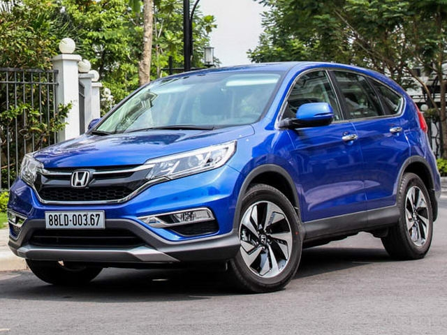 Honda CR-V tại Việt Nam giảm giá còn 771 triệu đồng - 1