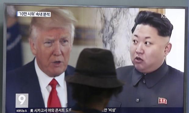 """Thử hạt nhân, Triều Tiên dội """"gáo nước lạnh"""" vào Trump? - 1"""