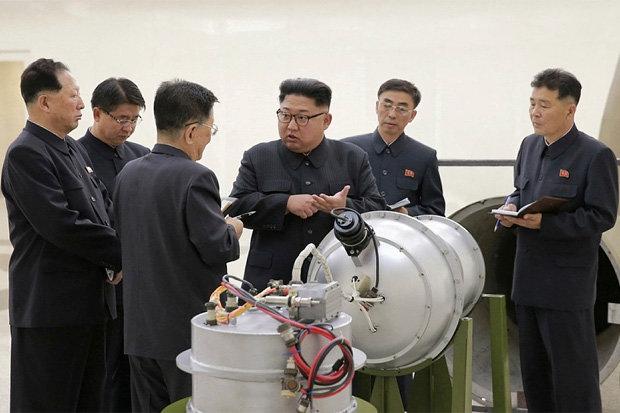 """Thử hạt nhân, Triều Tiên dội """"gáo nước lạnh"""" vào Trump? - 2"""