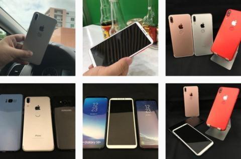 Trung Quoc muoi mat vi iPhone 8 xuat hien som