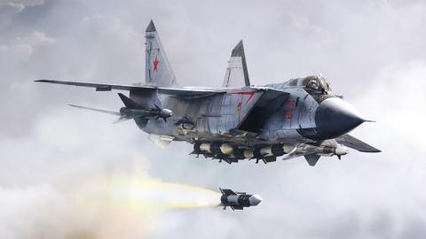 Bao My: Nga khong vien vong khi che tao MiG-41 bay Mach.4