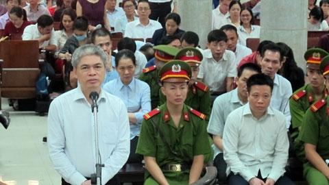 Đại án Oceanbank, Nguyễn Xuân Sơn, Hà Văn Thắm, Ngân hàng Đại Dương, PVN