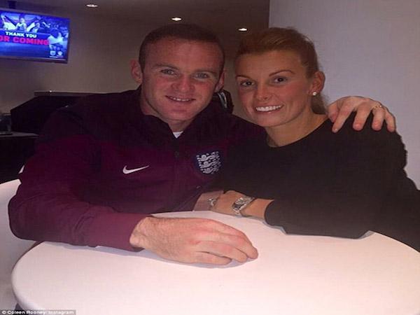 Rooney sắp bị vợ bỏ: Âm mưu triệu đô của gái gọi giả danh trí thức?