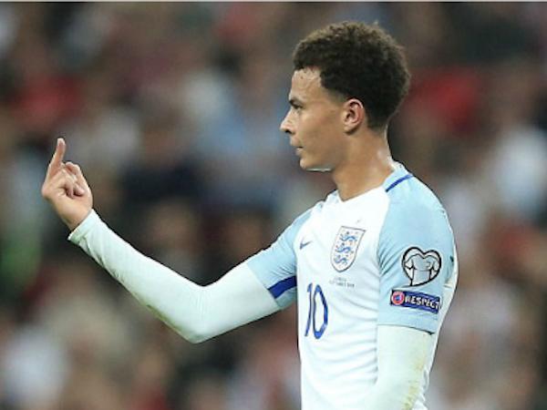 Sao tuyển Anh có thể bị treo giò tới World Cup vì