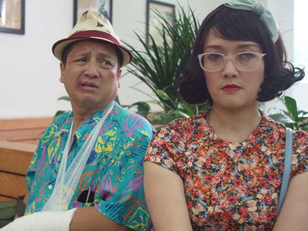 """Vân Dung: """"Quang Thắng bảo tôi suốt ngày đếm tiền phồng lưỡi"""""""
