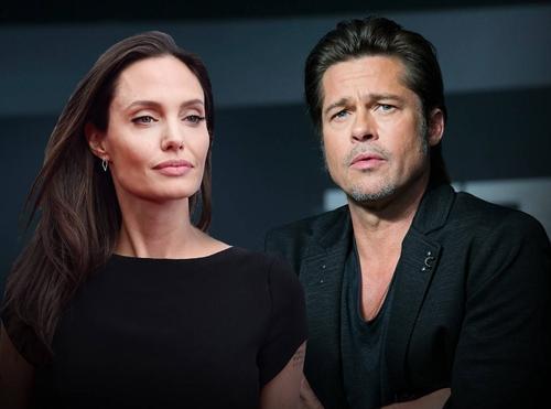 """""""Angelina Jolie và Brad Pitt tái hợp"""" chỉ là tin vịt? - 1"""