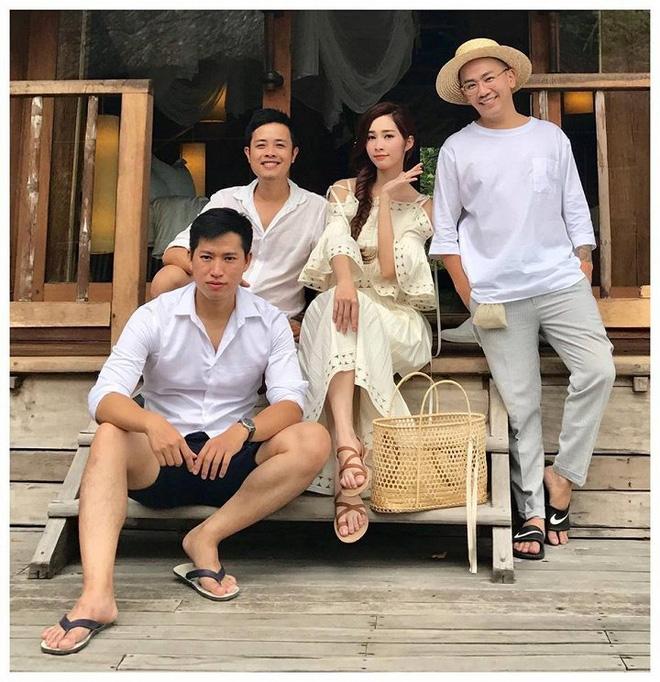 Hậu trường chụp ảnh cưới ít ai biết của Hoa hậu Thu Thảo và bạn trai doanh nhân - Ảnh 2.