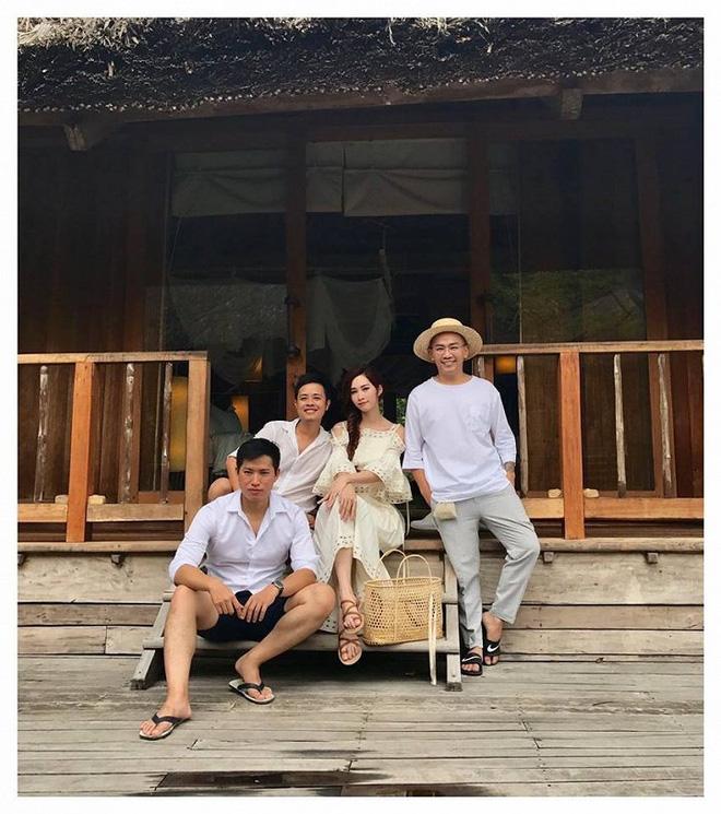 Hậu trường chụp ảnh cưới ít ai biết của Hoa hậu Thu Thảo và bạn trai doanh nhân - Ảnh 3.