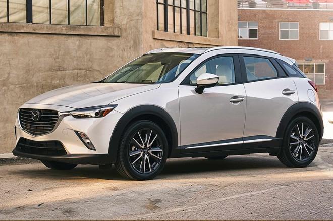 Mazda CX 3 2018 se ra mat thang nay hinh anh 1