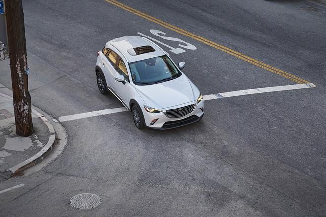Mazda CX 3 2018 se ra mat thang nay hinh anh 2