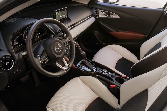 Mazda CX 3 2018 se ra mat thang nay hinh anh 3