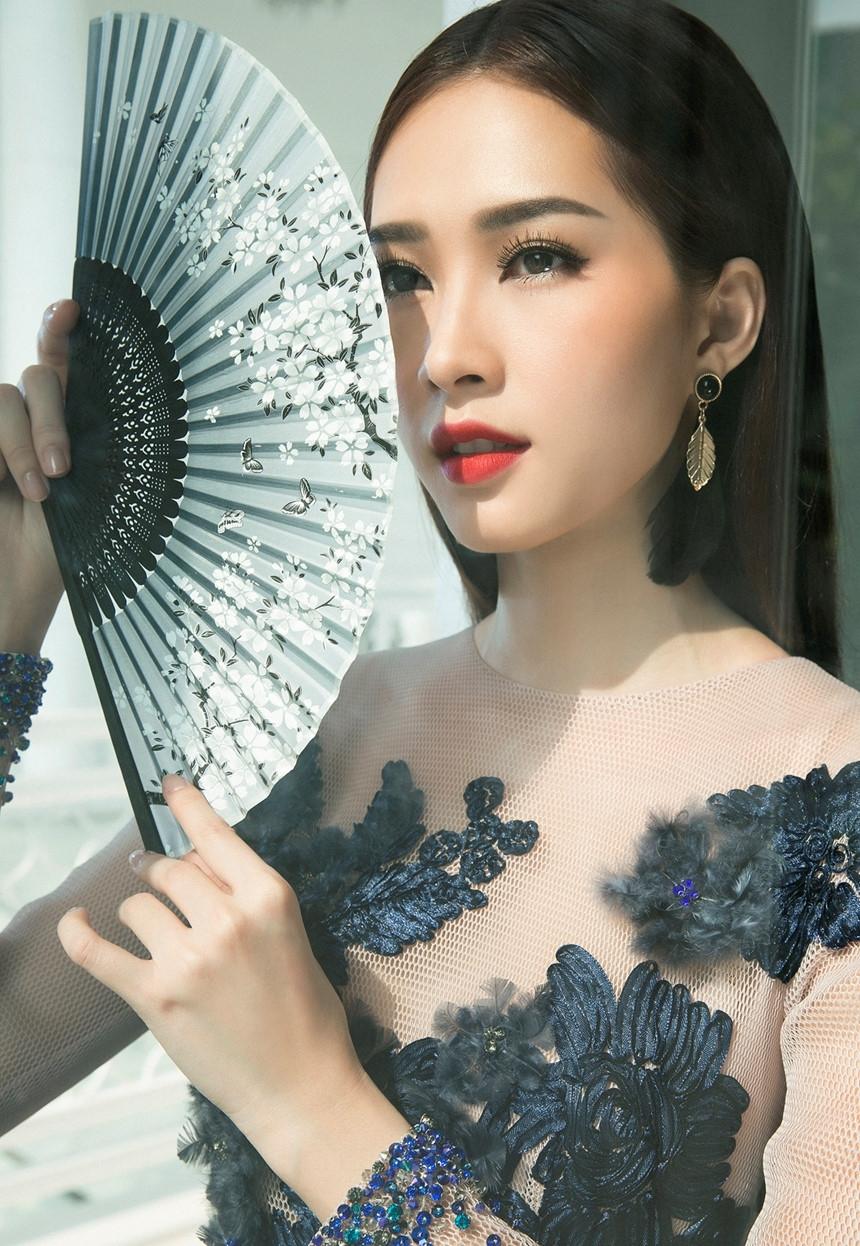 Nhan sac duoc vi 'than tien ty ty' cua Thu Thao sau 5 nam dang quang hinh anh 12