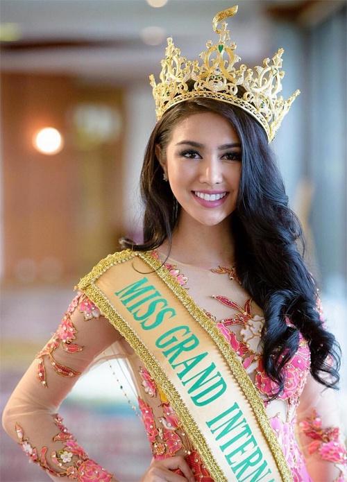 Nhan sắc Hoa hậu đẹp nhất thế giới 2016