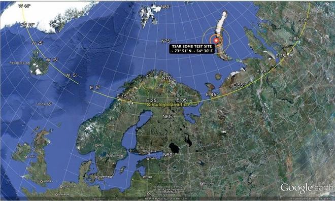 Những điều ít biết về quả bom nhiệt hạch mạnh nhất thế giới từng phát nổ của Liên Xô - Ảnh 2.