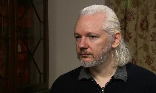 Ong chu Wikileaks: 'Trump se bi ha be neu dung thuong mai voi Trung Quoc'