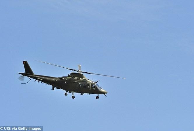 Trực thăng Agusta A-109. Ảnh minh họa: Getty Images