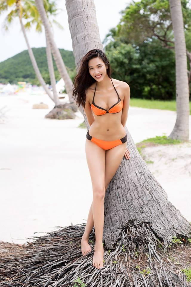 So bì nhan sắc - vóc dáng của 5 thí sinh hot nhất Hoa hậu Hoàn Vũ Việt Nam 2017 - Ảnh 3.