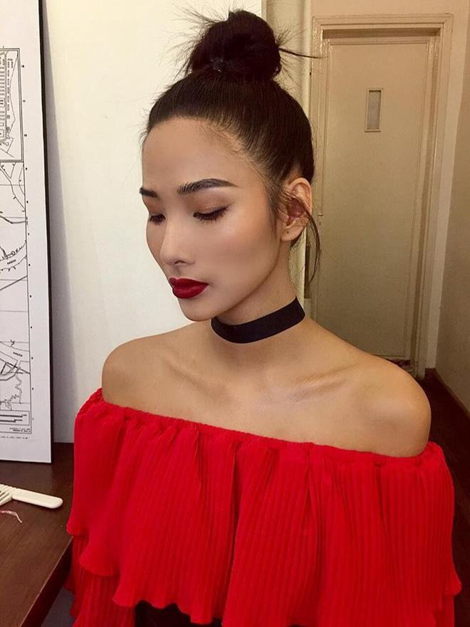 So bì nhan sắc - vóc dáng của 5 thí sinh hot nhất Hoa hậu Hoàn Vũ Việt Nam 2017 - Ảnh 5.