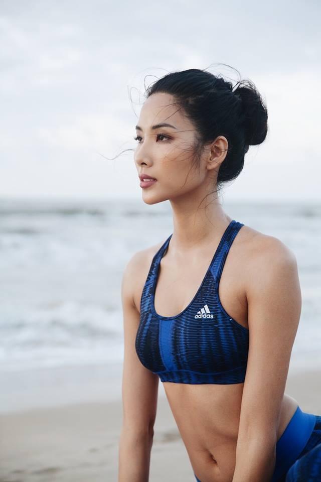 So bì nhan sắc - vóc dáng của 5 thí sinh hot nhất Hoa hậu Hoàn Vũ Việt Nam 2017 - Ảnh 6.