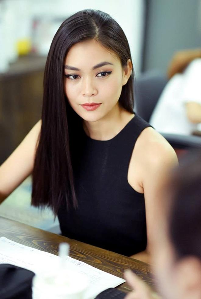 So bì nhan sắc - vóc dáng của 5 thí sinh hot nhất Hoa hậu Hoàn Vũ Việt Nam 2017 - Ảnh 14.