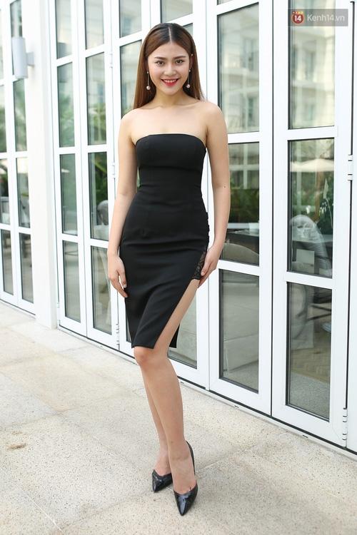 So bì nhan sắc - vóc dáng của 5 thí sinh hot nhất Hoa hậu Hoàn Vũ Việt Nam 2017 - Ảnh 16.
