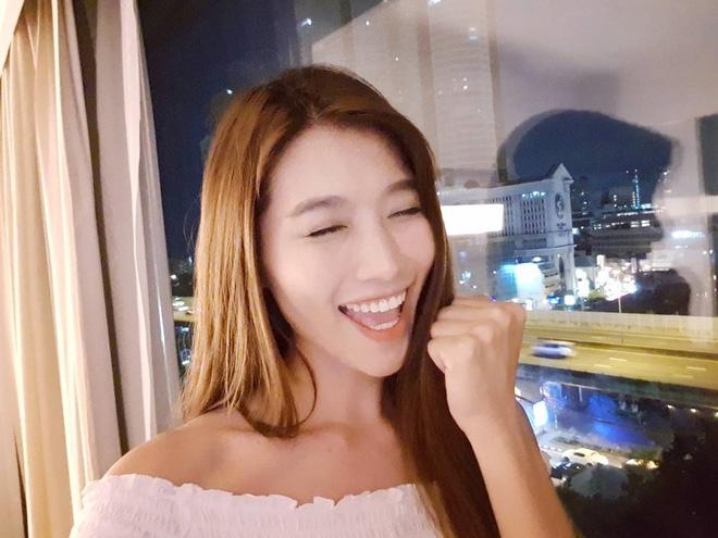 So bì nhan sắc - vóc dáng của 5 thí sinh hot nhất Hoa hậu Hoàn Vũ Việt Nam 2017 - Ảnh 24.