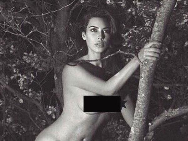 Kim Kardashian gây