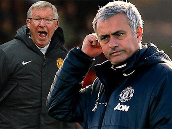 Mourinho muốn xô đổ kỷ lục của Alex Ferguson