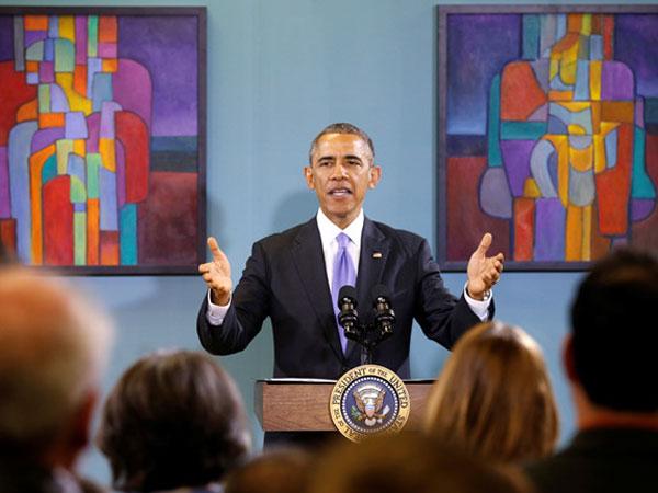 Obama lên tiếng bảo vệ