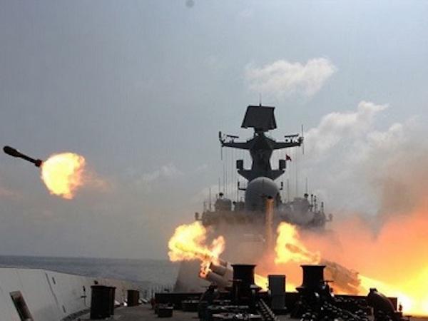 Việt Nam phản đối Trung Quốc tuyên bố bắn đạn thật tại quần đảo Hoàng Sa