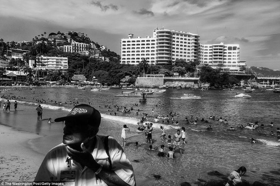 Acapulco: Tu thanh pho bien den 'thu phu' dam mau o Mexico hinh anh 4